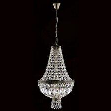 Metropolitan 1 Light Crystal Chandelier