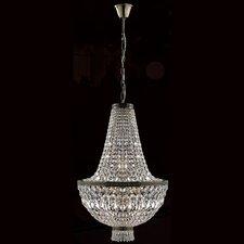 Metropolitan 8 Light Crystal Chandelier