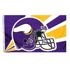 Vikings Traditional Flag