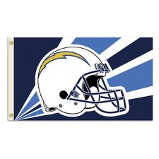 Chargers Traditional Flag