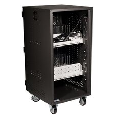 30-Compartment Tablet Charging Cart