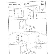 Harbor Panel Bed