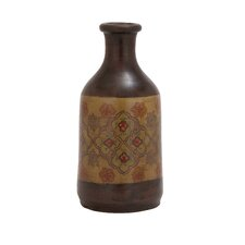 Exquisite Styled Terracotta Painted Vase