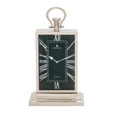 Stunning Metal Table Clock