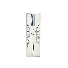 Slim Stainless Steel Wall Clock