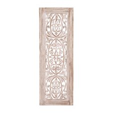 Classy Wood Panel Wall Décor