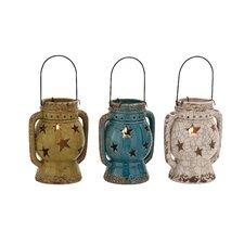 The Exquisite Ceramic Lantern (Set of 3)