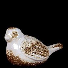 Antique Adorable Ceramic Bird Figurine
