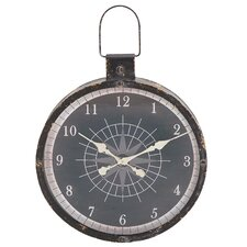 Exquisite Antique Styled Metal Wall Clock