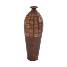 Simply Distinctive Terra Cotta Vase