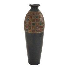 Cool in Antique Terra Cotta Vase