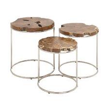 3 Piece Nesting Table