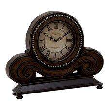 Classy Wood Table Clock