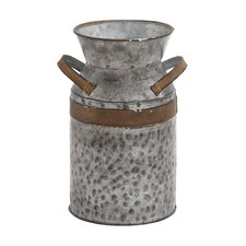 Asiatic Galvanized Milk Pitcher