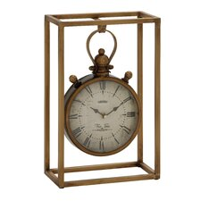 Fabulous and Unique Table Clock