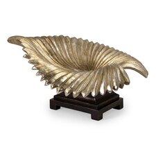 Mukkara Leaf CKI Bowl Sculpture