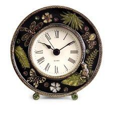 Jeweled Desk Clock