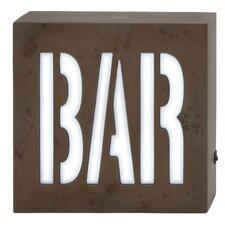 LED Bar Sign Wall Décor