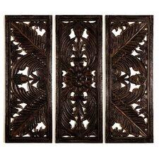 3 Piece Wooden Wall Décor Set
