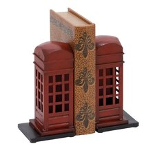 Library Metal Bookend (Set of 2)