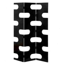 "72"" x 48"" 3 Panel Room Divider"