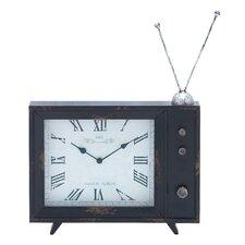 Rectangular Wood Clock