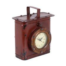 Hyde Table Clock