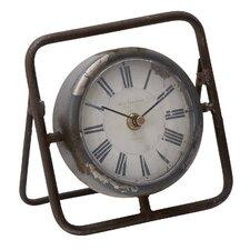 Beautiful Metal Clock