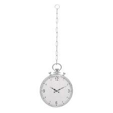 "Classic 15"" Pocket Watch Hanging Wall Clock"