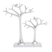 Showpiece Double Tree Jewelry Stand