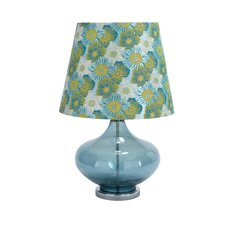 "Contemporary 27"" H Table Lamp with Empire Shade"