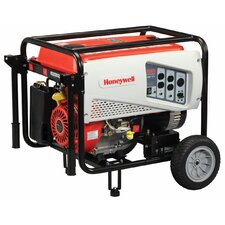 Portable 9,375 Watt Gasoline Generator with Electric Start