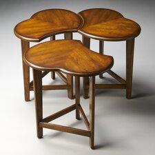Loft 3 Piece Nesting Coffee Table Set