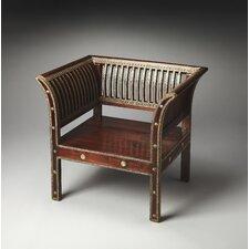 Artifacts Rajan Inlay Arm Chair