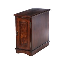 Dencourt Chair Side Chest End Table