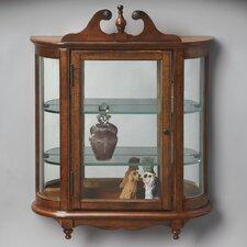 Masterpiece Wall Curio Cabinet