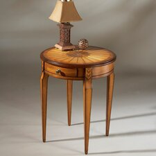 Masterpiece Round Side Table