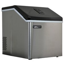 """11.3"""" 28 lb. Portable Clear Ice Maker"""