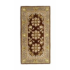 Oriental Wool Hearth Rug I