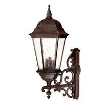 Richmond 3 Light Wall Lantern