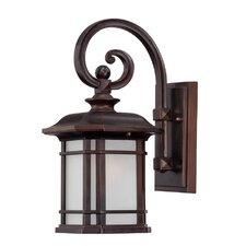 Somerset 1 Light Wall Lantern