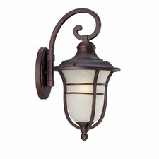 Montclair 1 Light Wall Lantern