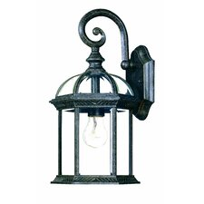 Dover 1 Light Wall Lantern