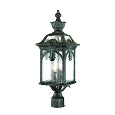 Belmont 3 Light Outdoor Light Fixture Lantern Head