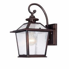 Salem 1 Light Wall Lantern