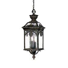 Belmont 3 Light Outdoor Hanging Lantern