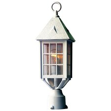 Outer Banks 1 Light Outdoor Post Lantern