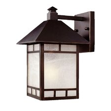 Artisan 1 Light Wall Lantern