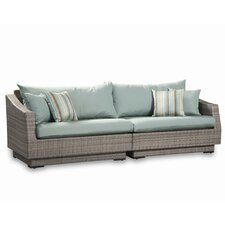 Cannes™ Sofa with Cushions