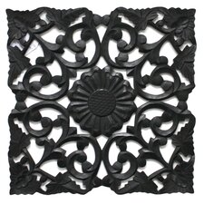 Deja Handcrafted Medallion Wall Décor